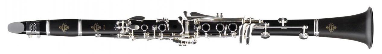 Buffet Buffet Crampon E12F Bb Clarinet