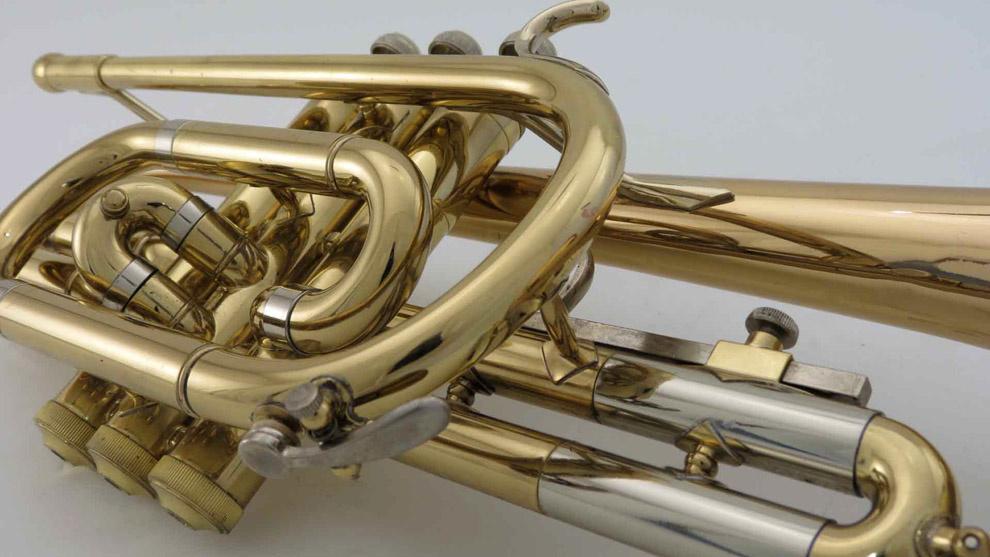 Bach Used Bach Mercedes II Bb Cornet
