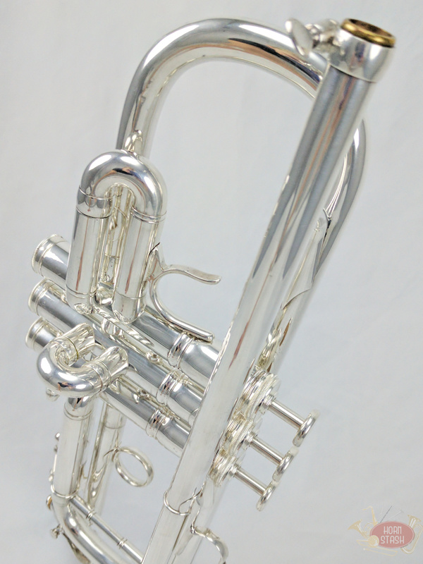 Besson Used Besson Meha C Trumpet by Kanstul