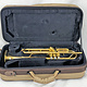 Besson Used Besson French Meha Bb Trumpet (Gold Plated)