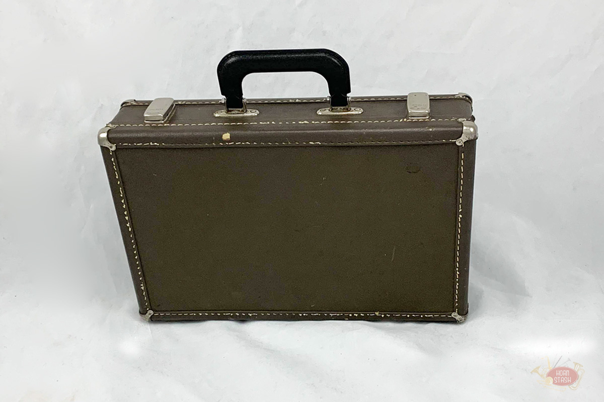 Normandy Used Normandy 4 Bb Clarinet - 769XX