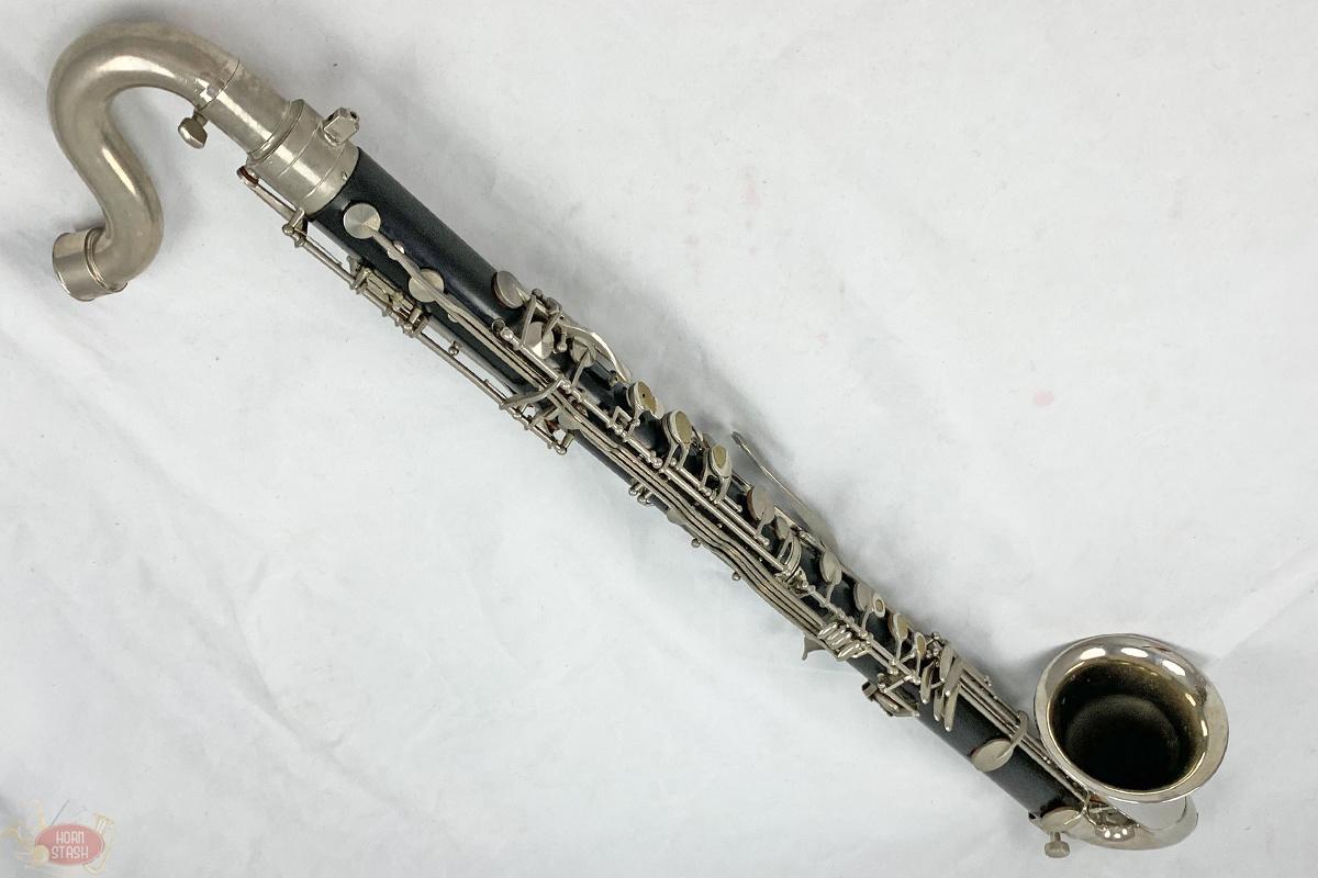 Leblanc Used Leblanc 400 Series Bass Clarinet