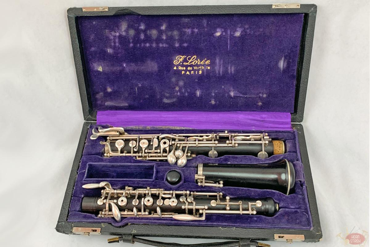 Laubin Used A. Laubin Conservatory Oboe