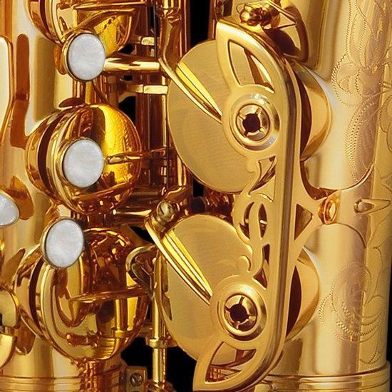 P. Mauriat P. Mauriat Master 97 Series Alto Saxophone