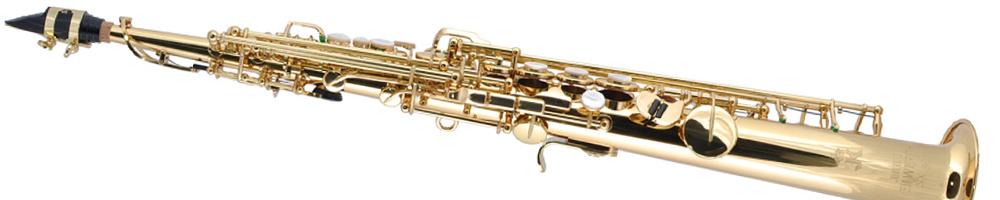 New Soprano Saxophones