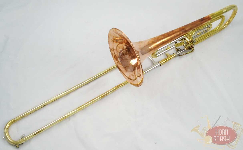 Reynolds Used Reynolds Contempora Bass Trombone
