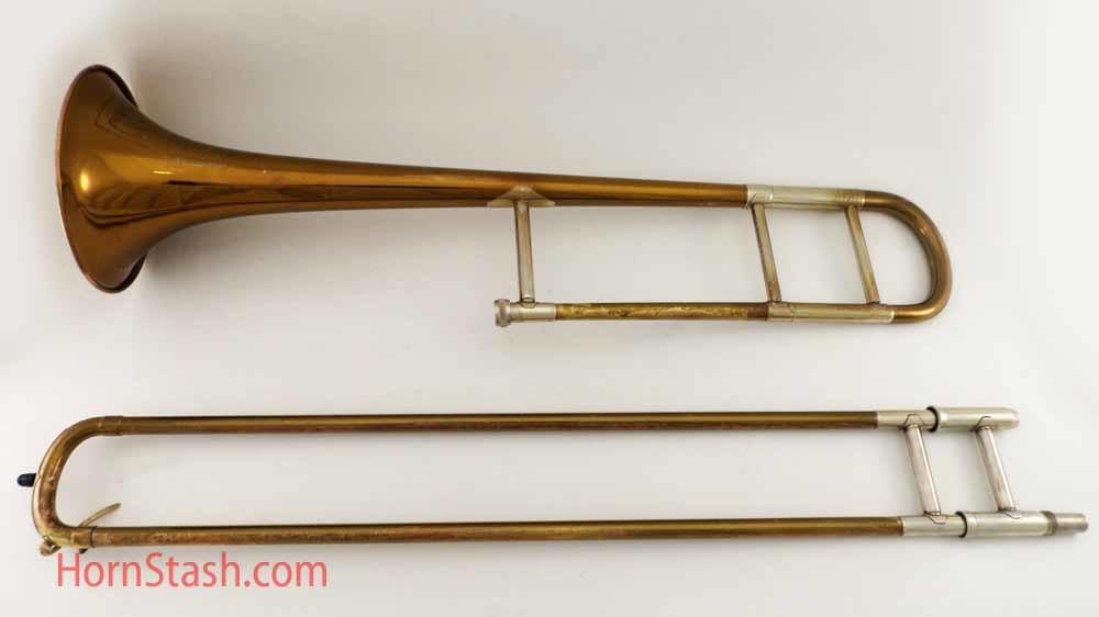 Martin Used Martin Handcraft Committee Trombone