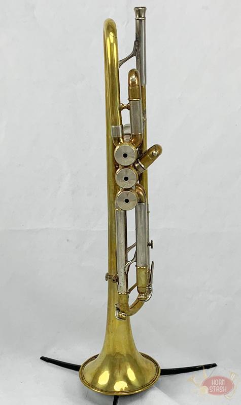 Buescher Used Buescher 225 400 Series Bb Trumpet