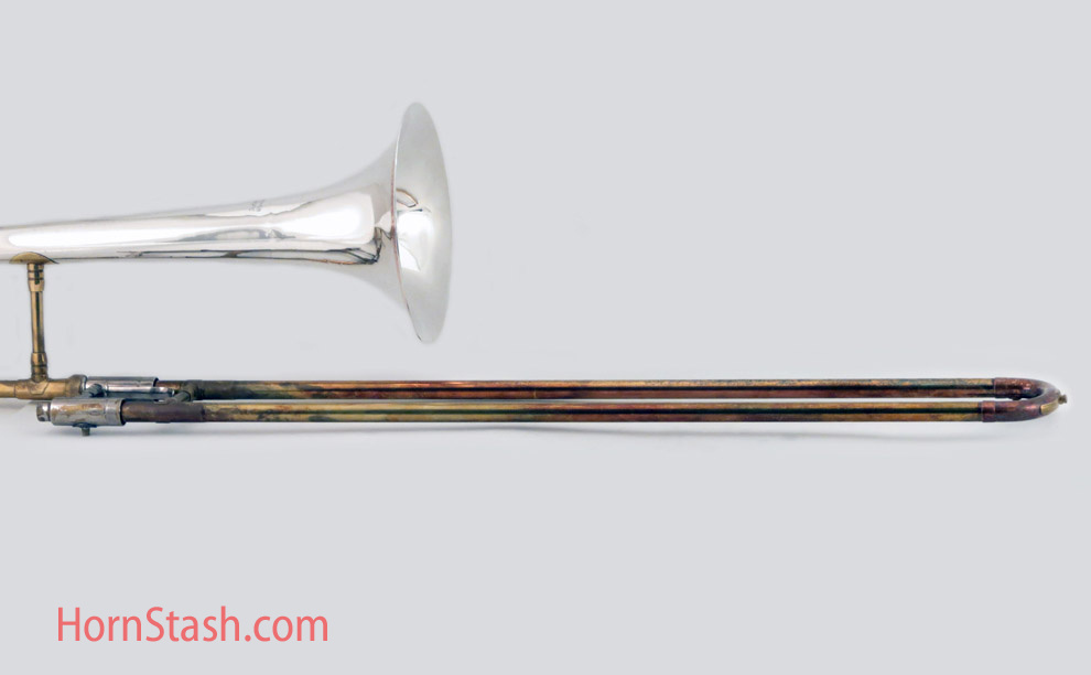 Getzen Used Getzen Super Deluxe Tenor Trombone - 357XX