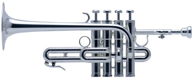 "Schilke Schilke ""Butler-Geyer"" P5-4 Piccolo Trumpet w/ HS Modification"