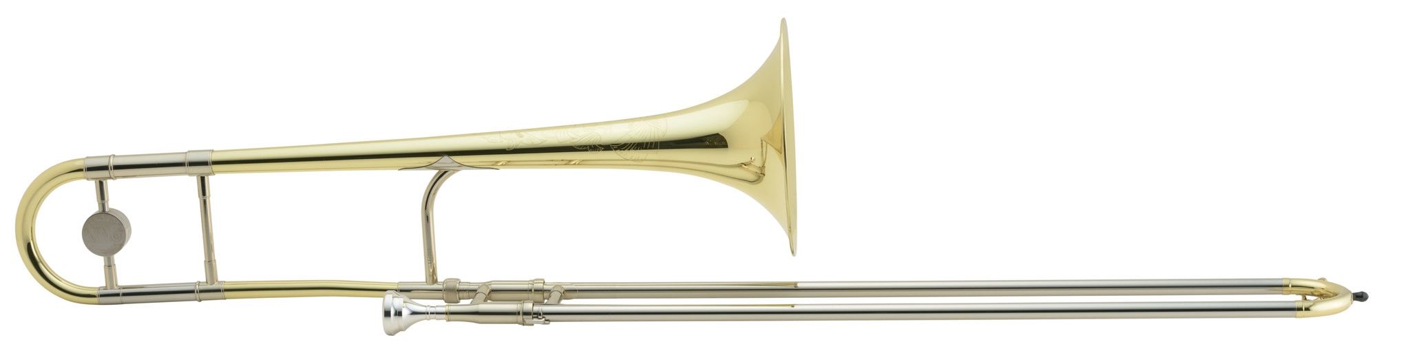 King King 3B Tenor Trombone