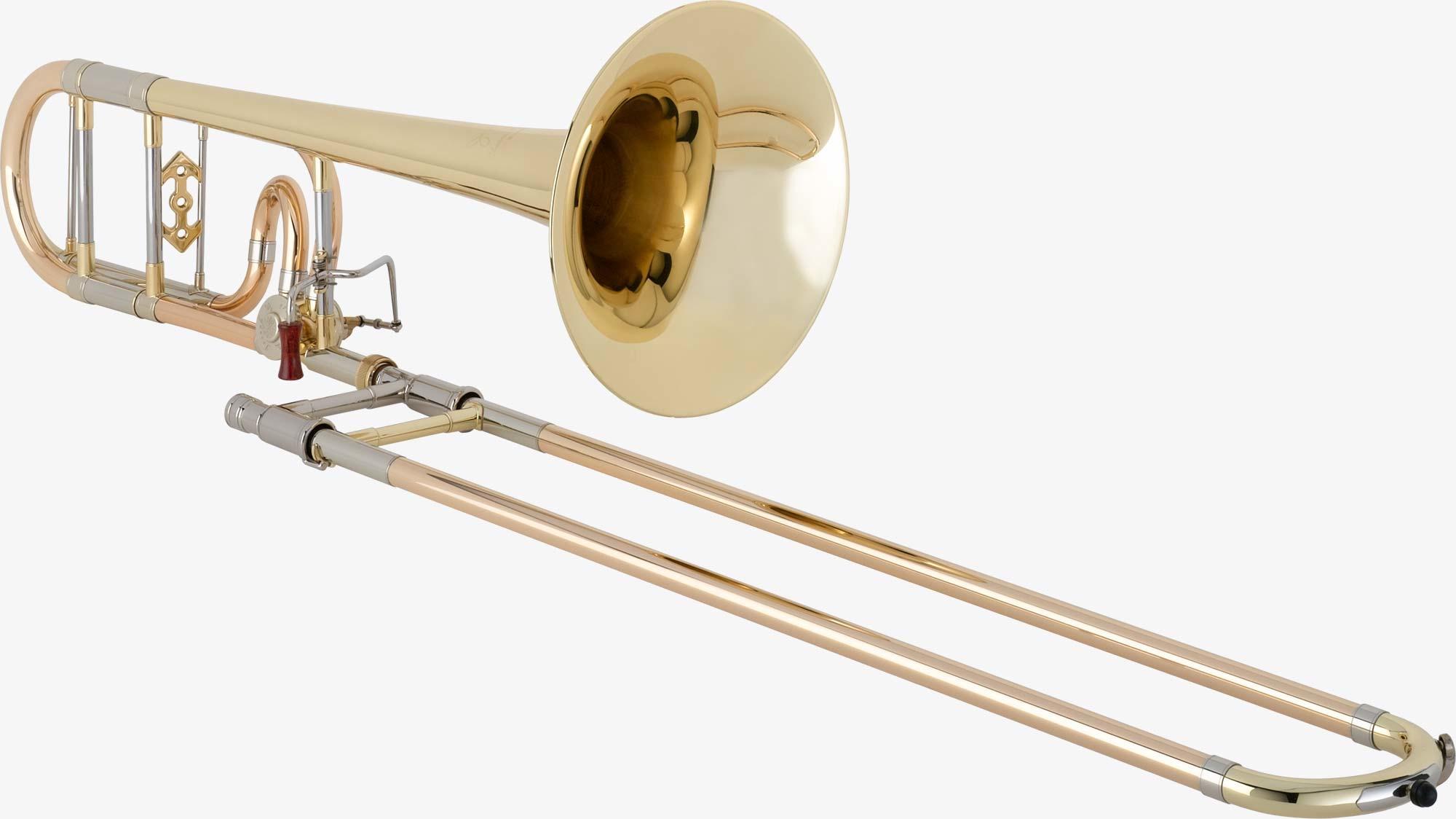 "Edwards Edwards ""Alessi"" T396-A Tenor Trombone"