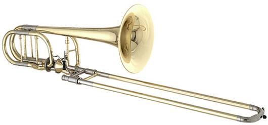 Getzen Getzen 3062AF Custom Series Bass Trombone