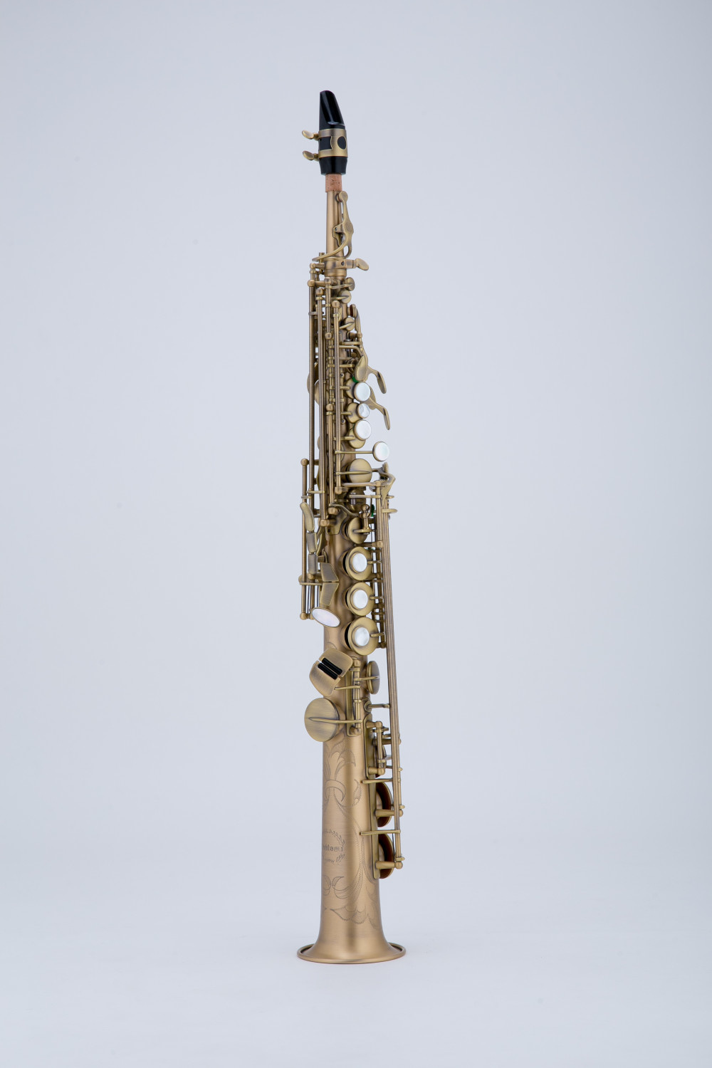 Chateau Chateau Soprano Sax Antique Finish