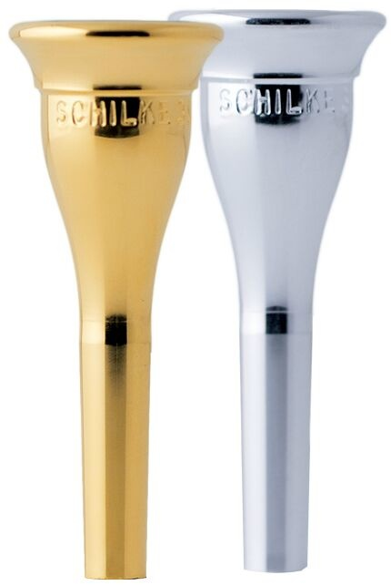 Schilke Schilke French Horn Mouthpieces (Silver Plated)
