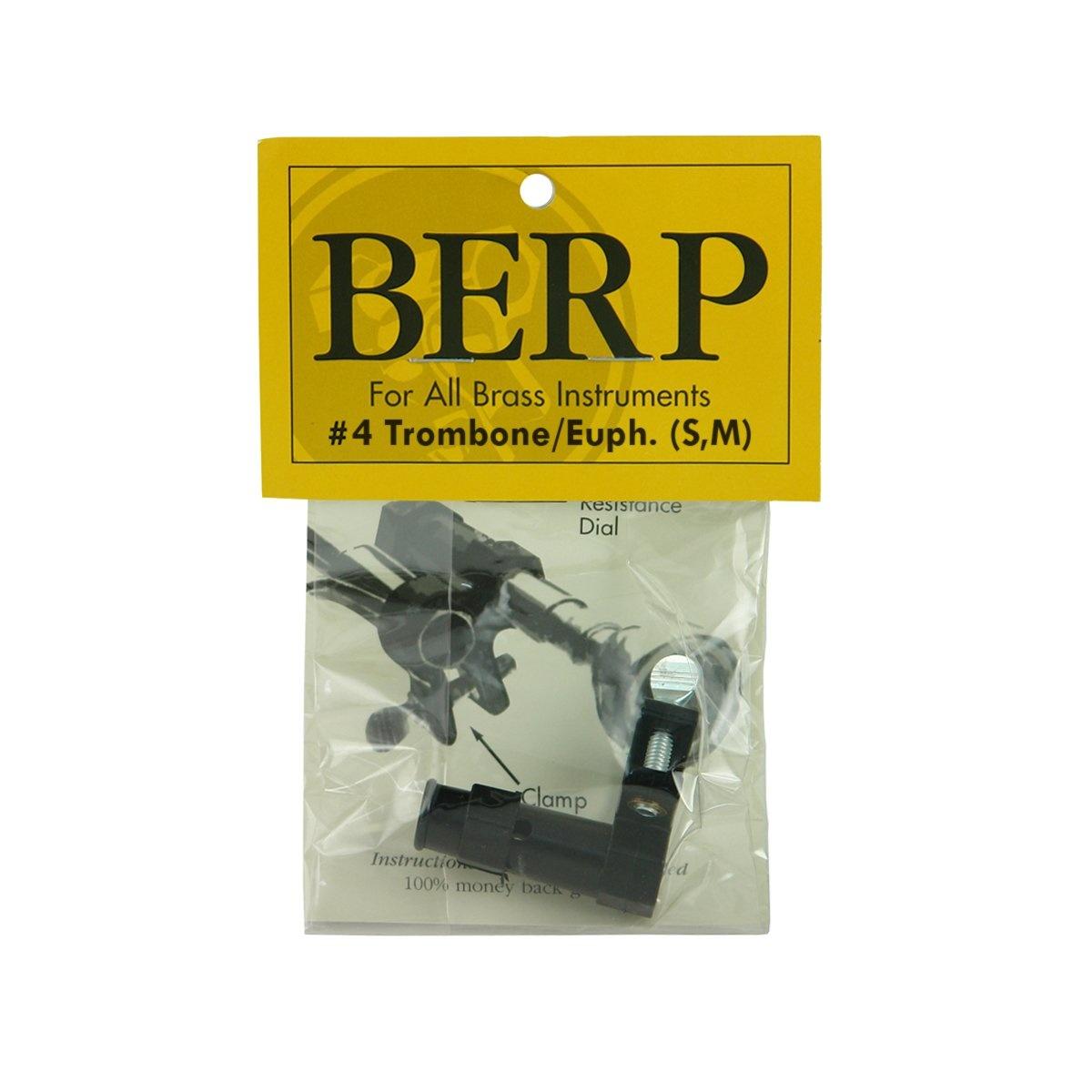 BERP BERP #4 Trombone/Euphonium (Small/Medium Shank)