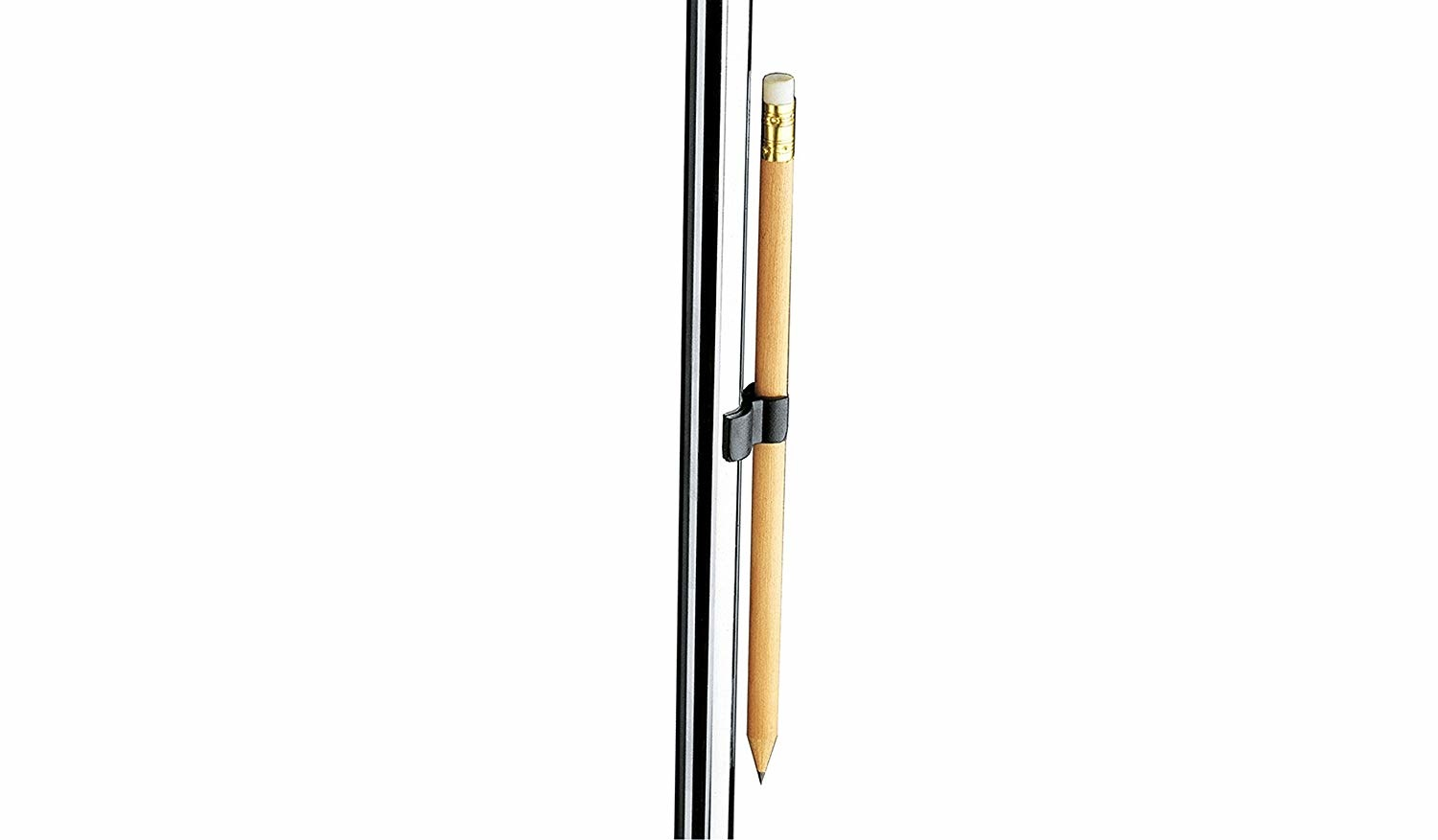 K&M Large Music Stand Pencil Clip 24-26mm