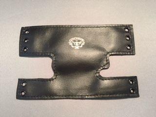 Leather Specialties Leather Specialties Laced Trumpet Valve Guard