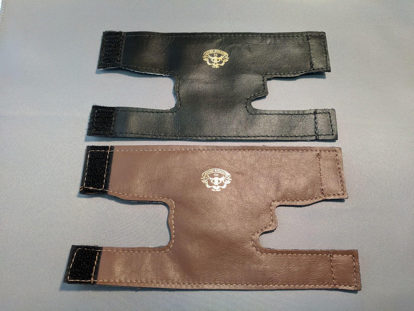 Leather Specialties Leather Specialties Velcro Valve Trumpet Guard
