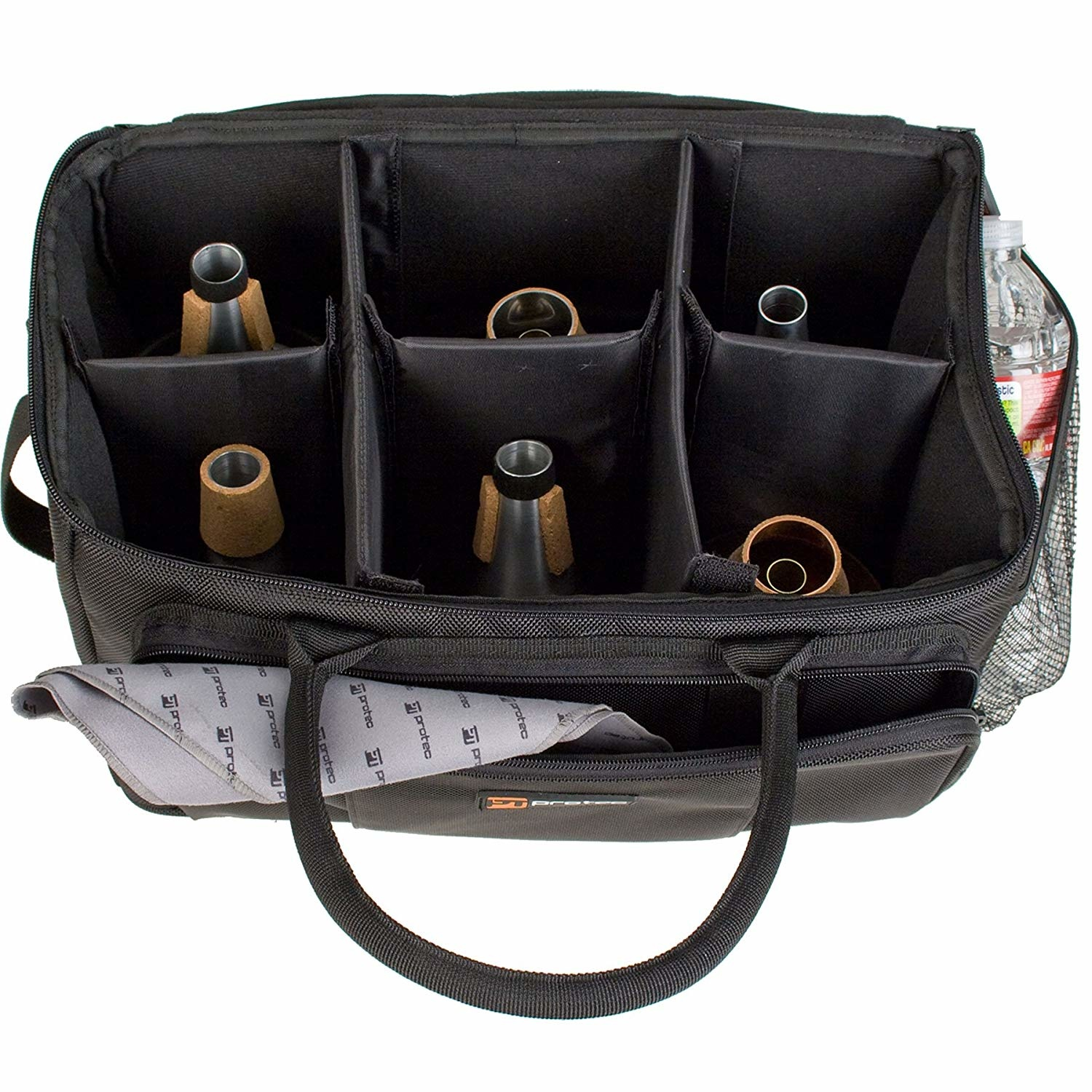 Protec Protec Trumpet Mute Bag – Six Pack with Modular Walls