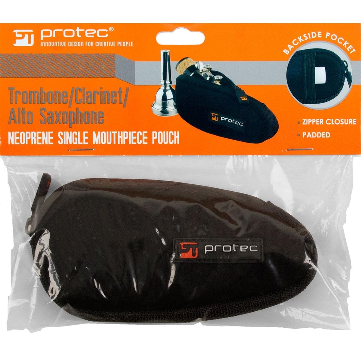 Protec Protec Trombone/Clarinet/Alto Saxophone Mouthpiece Pouch