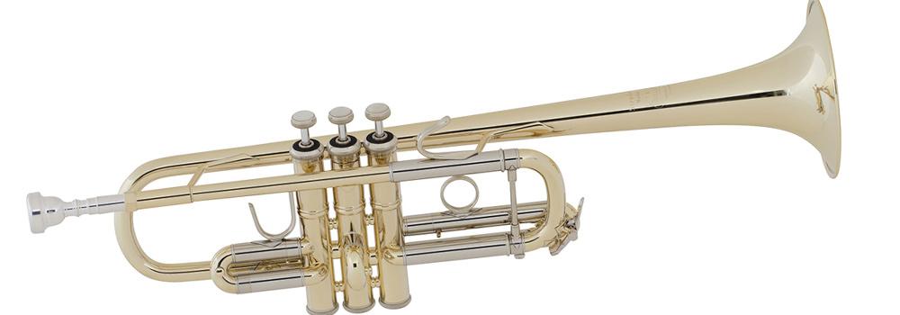 New C Trumpets