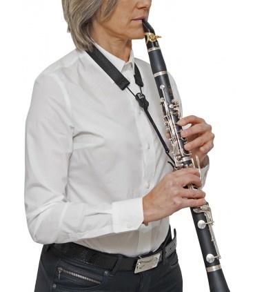 BG France BG Flex Neck Strap for Clarinet