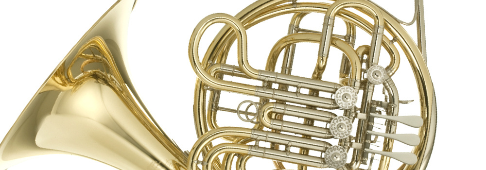 New Double French Horns