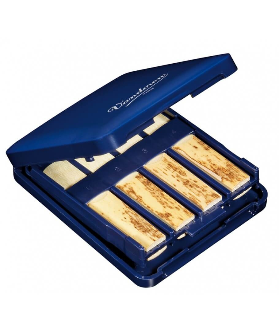 Vandoren Bb Clarinet 8 Reed Case