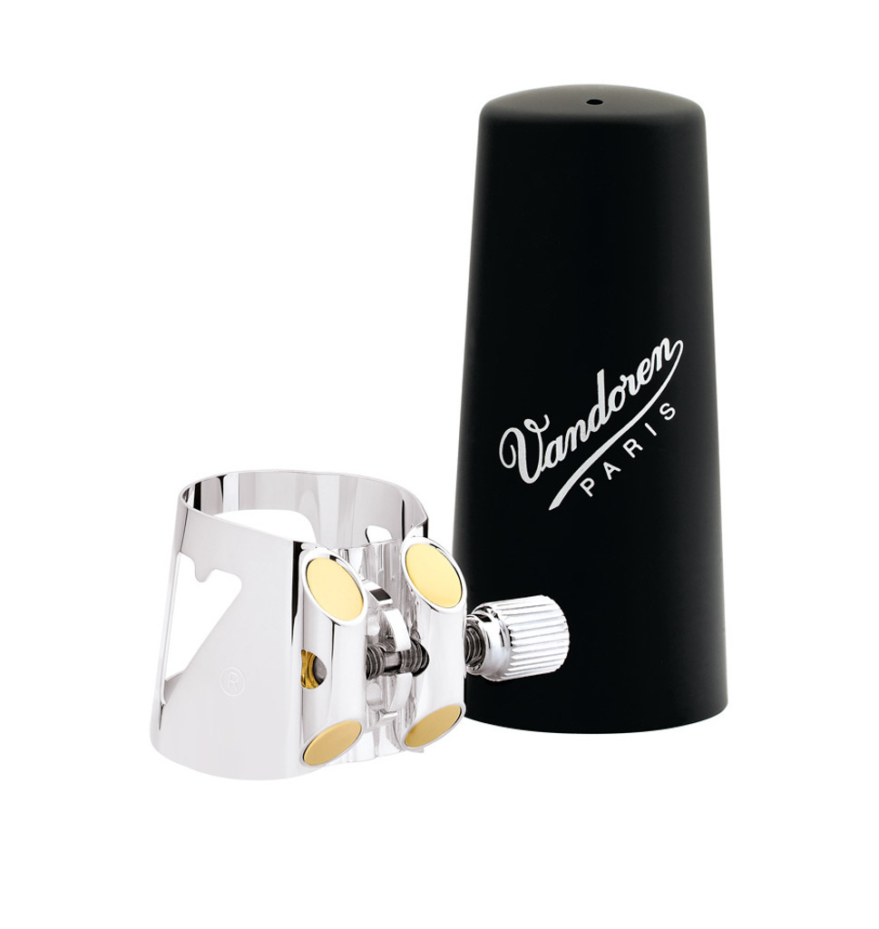 Vandoren Vandoren Optimum Ligature for Eb Clarinet - Silver-plated