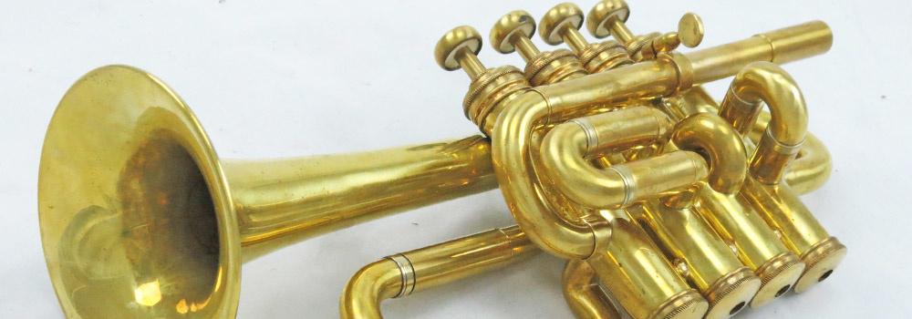 Used Piccolo Trumpets