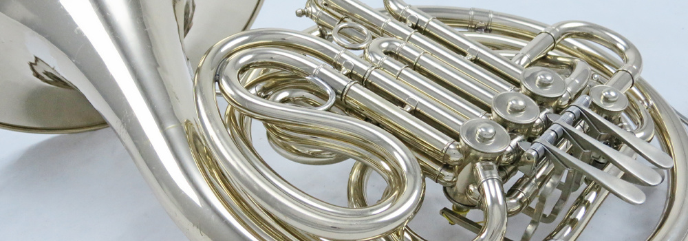 Used Double French Horns