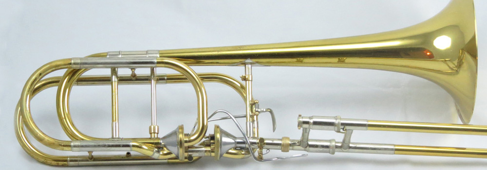 Used Bass Trombones for sale