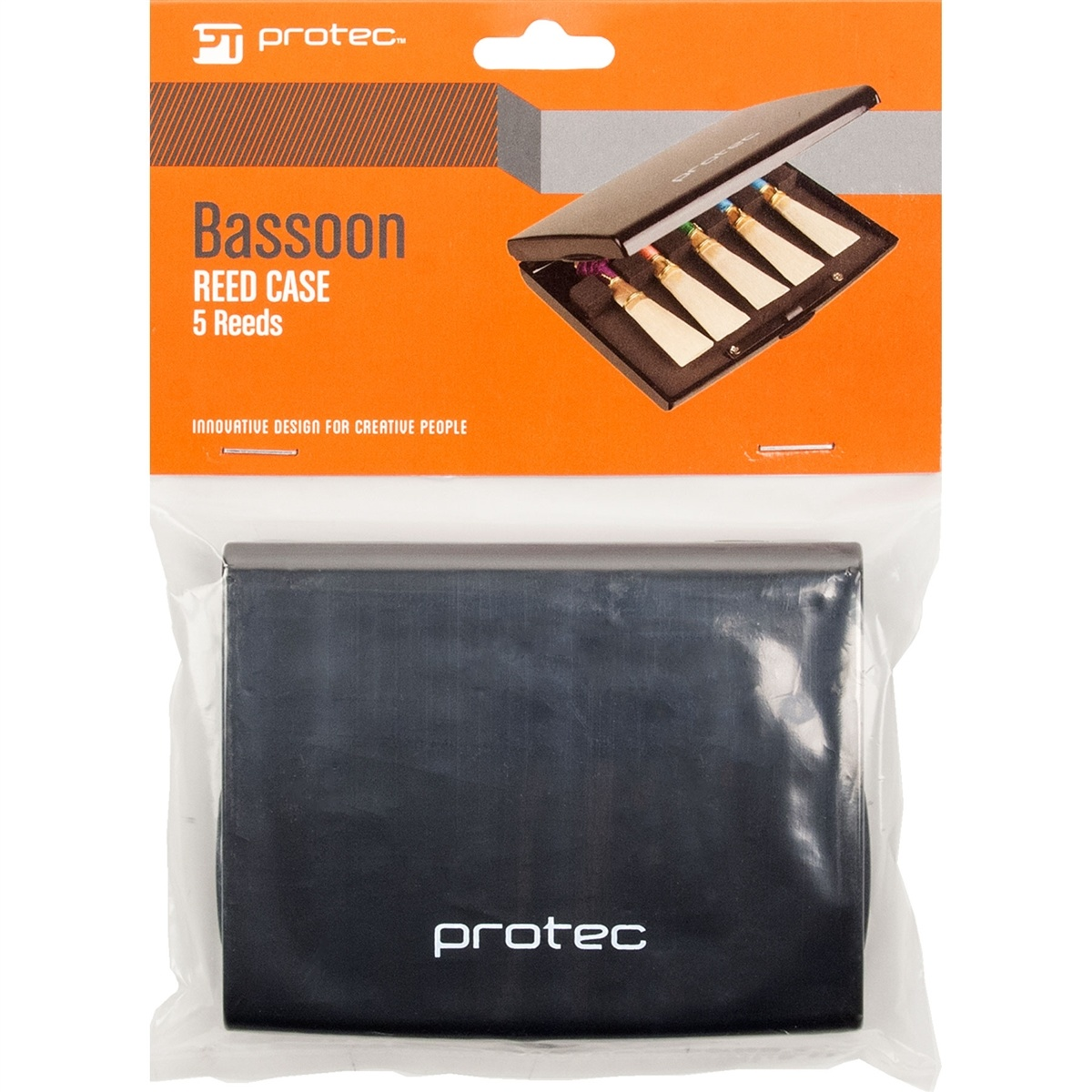 Protec Protec Bassoon Reed Case (5 reeds)