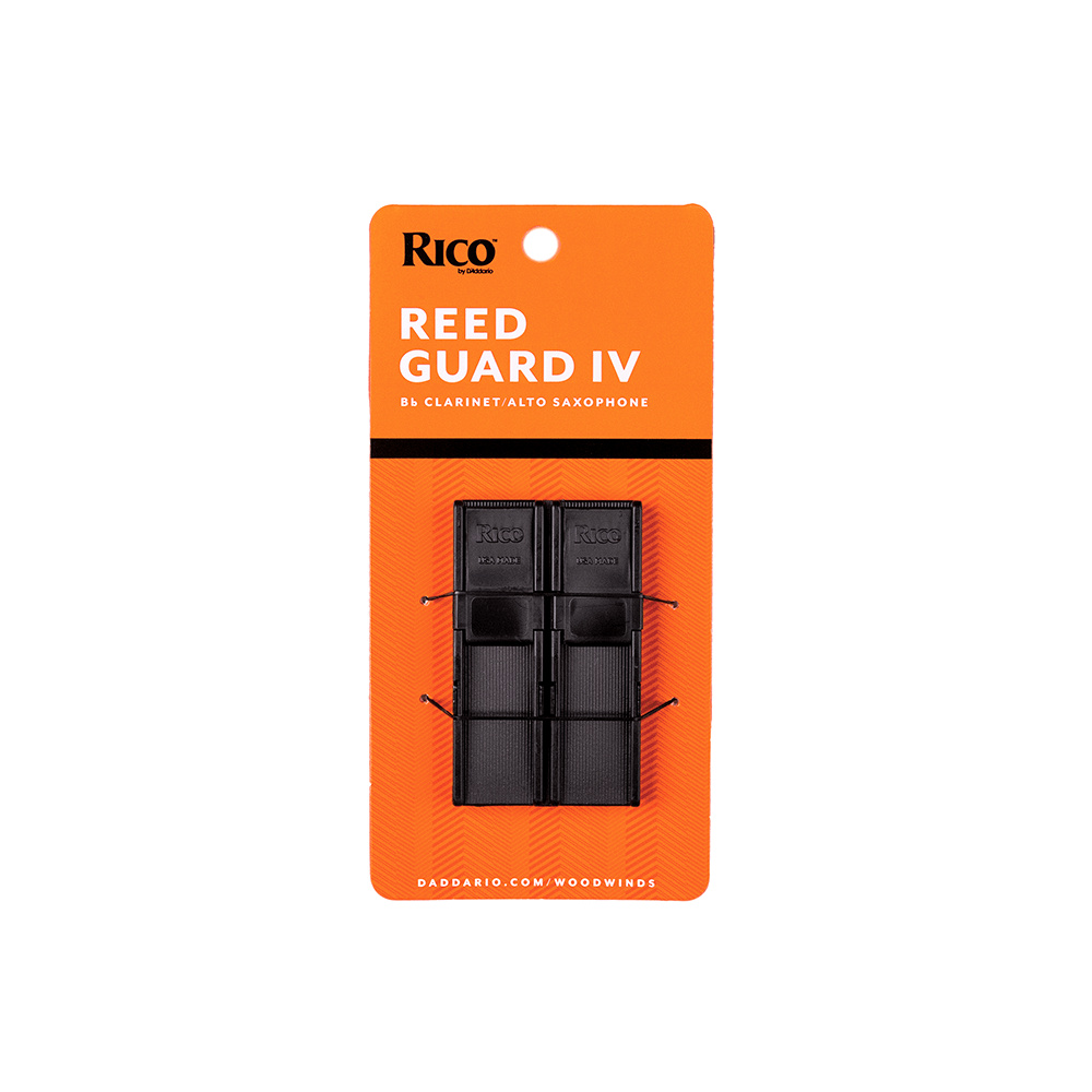 Rico Rico Reed Guard IV for Clarinet and Alto Sax