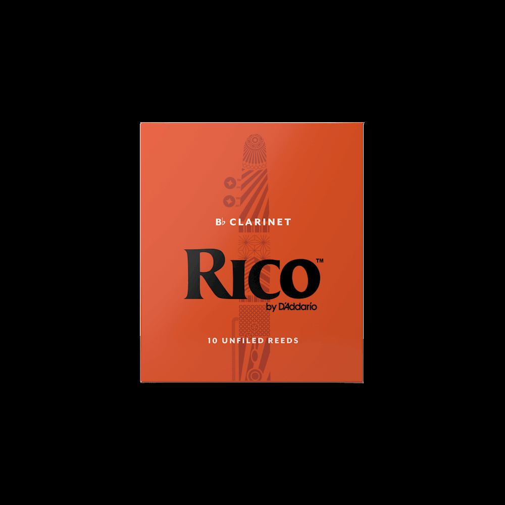 Rico Rico Bb Clarinet Reeds (box of 10)