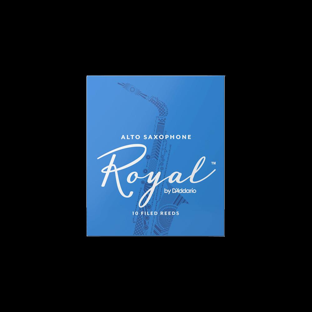 Rico Rico Royal Alto Sax Reeds (box of 10