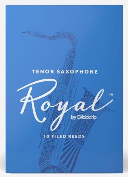 Rico Rico Royal Tenor Sax Reeds (10 pack)