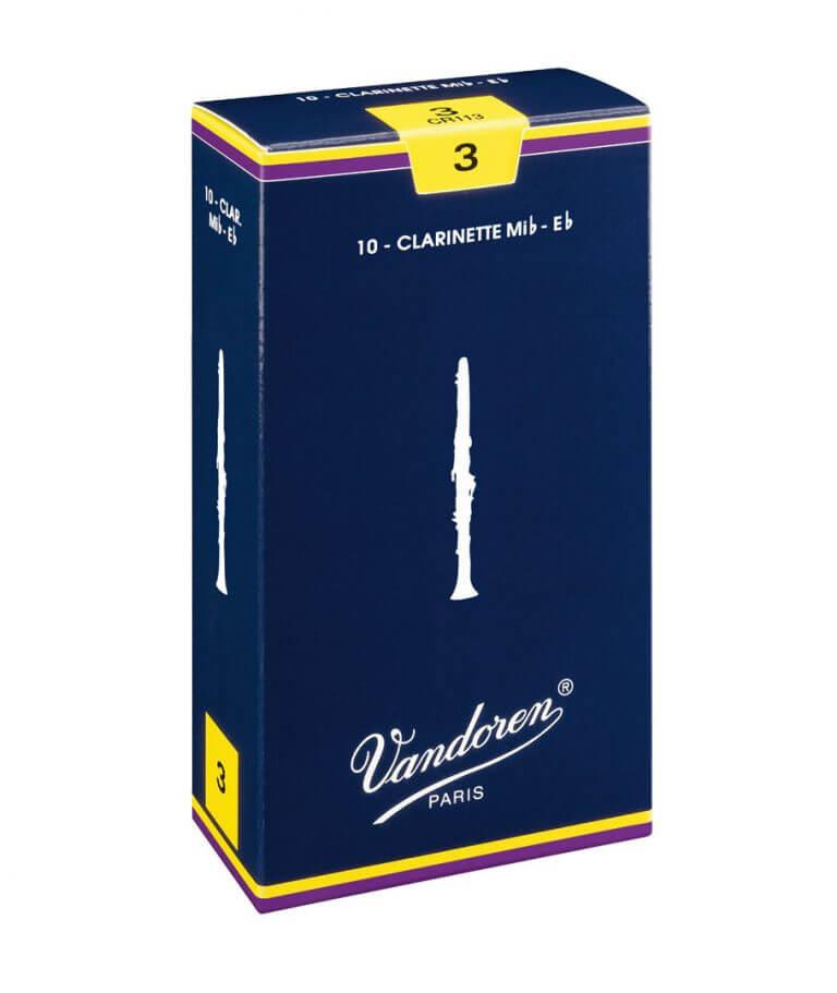 Vandoren Vandoren Traditional Eb Clarinet Reeds