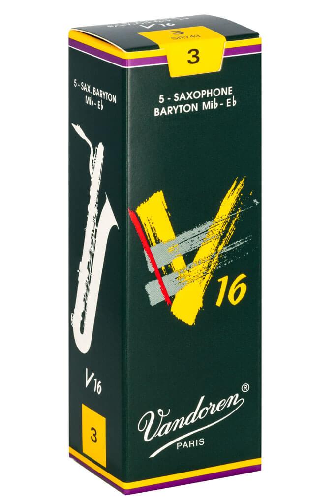 Vandoren Vandoren V16 Bari Sax Reeds