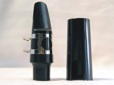 APM AP Soprano Sax Mouthpiece Kit (Mouthpiece, Ligature, & Cap)