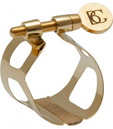 BG BG Tradition Bb Clarinet Metal Ligature