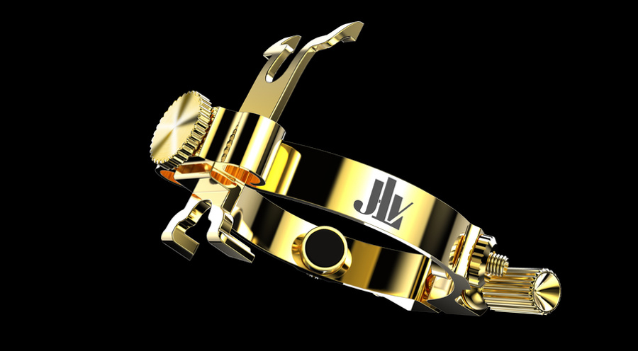 JLV JLV Soprano Sax Ligature