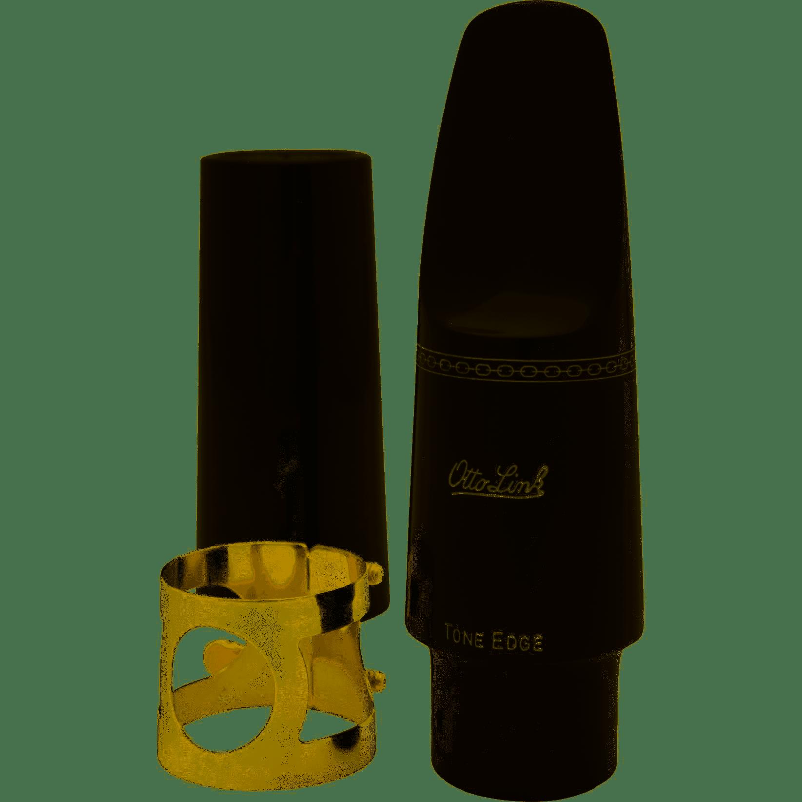 Otto Link Otto Link Tone Edge Hard Rubber Tenor Sax Mouthpiece