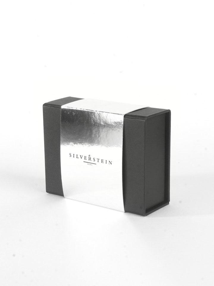 Silverstein Works Silverstein Tenor Sax Ligature, size 9 (small) Carbon Black