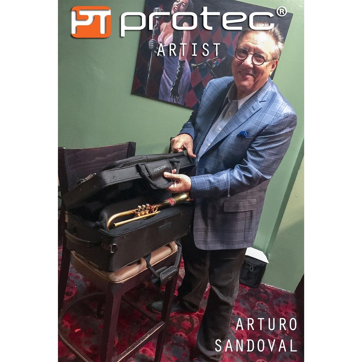 Protec Protec IPAC Double Trumpet Case
