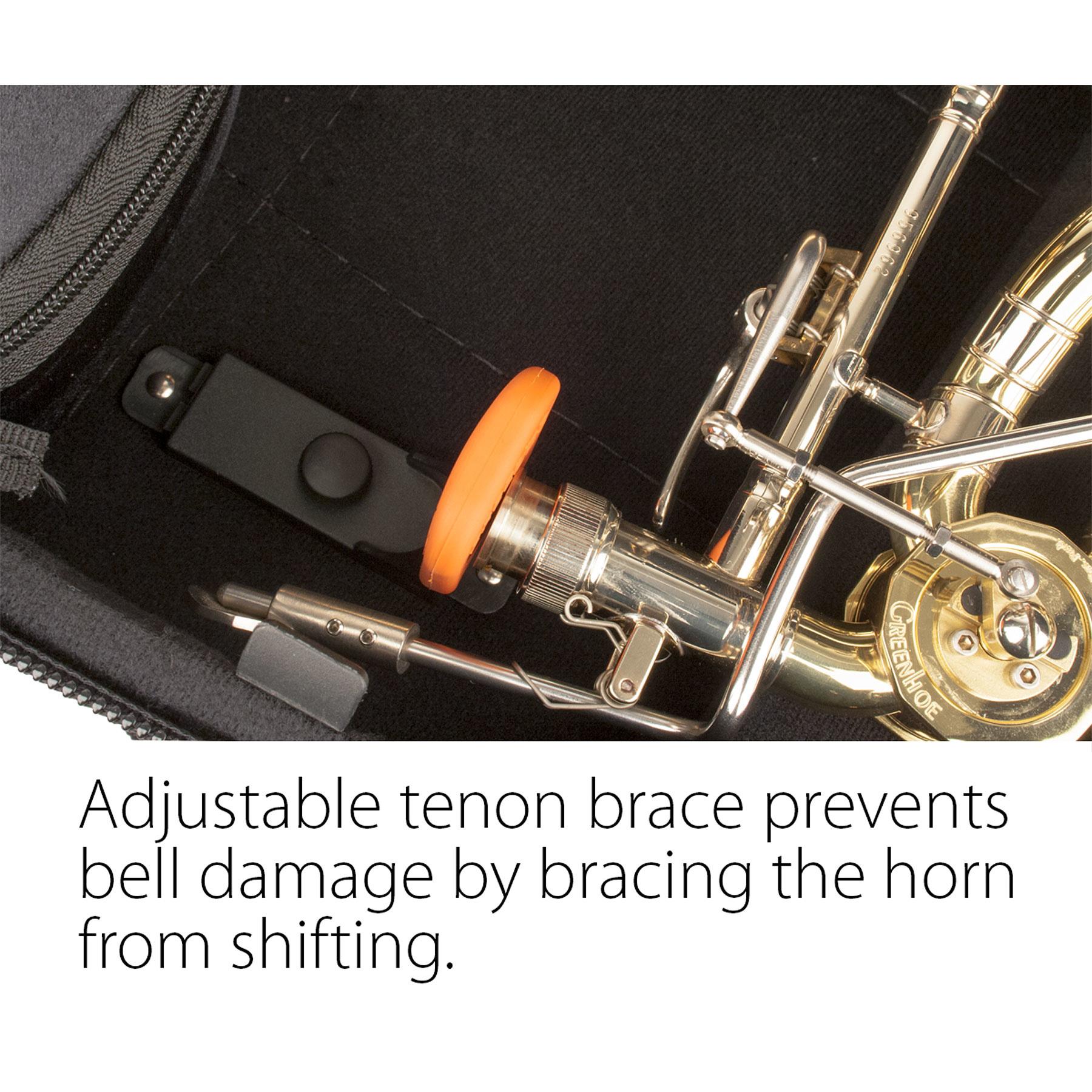 Protec Protec IPAC Tenor Trombone case