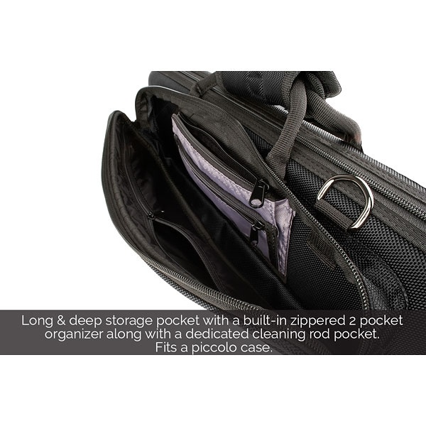 Protec Protec Pro Pac Slimline Flute Case