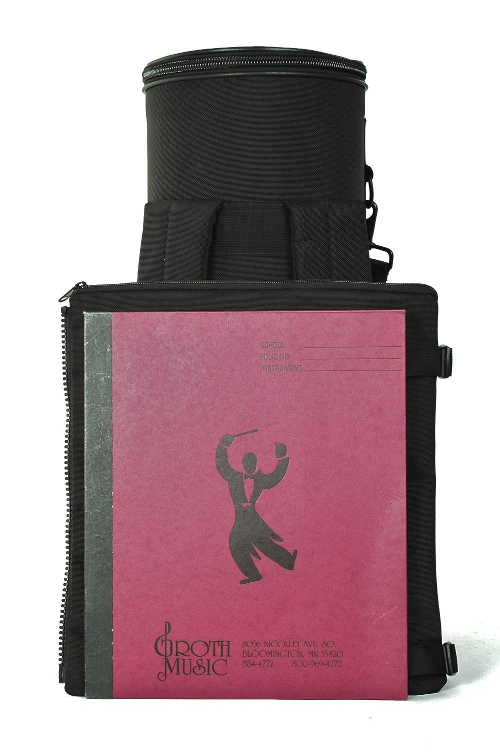 Torpedo Bags Torpedo Bag Classic (Black Nylon)
