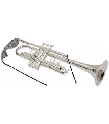 BG BG Microfiber Trumpet Lead Pipe Swab